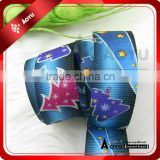 sublimation polyester printing gift ribbon bow