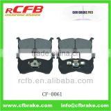 CAR BRAKE PAD FOR MAZDA 626/CAPELLA(GC) CAR PART