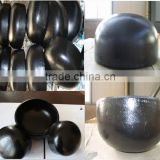 carbon steel seamless butt weld diameter pipe cap&pipe caps &oil pipe and fitting