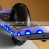"2016 New arrival 10"" hoverboard electric one wheel 500w cool led light surfing board"
