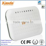 802.11b/g/n 150M ADSL modem wifi router with 4-Port Switch, QOS, WPS, TR-069 Kasda KW58193