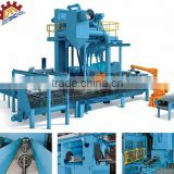 Dongheng manufacturing equipment Specifically designed wheel shot spring coil blasting machine from DH group