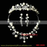 china wholesale new design costume african jewelry sets shinning fashion tiaras necklaces earrings wedding ful set