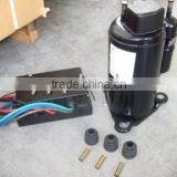 INQUIRY ABOUT 24V BLDC Speed variable compressor for EV RV truck sleeper cab tractor forklift with solar power