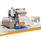 DD motor & automatic induction suction thread cutting device for YAMATO overlock machine