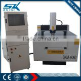 Copper milling cnc router machine 3d high speed metal engraving cnc metal die making machine