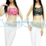 SWEGAL many colors belly dance tank tops dance costume bra top costume dress SGBDB120009
