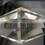 Factory Wholesale Crystal Chandelier Parts Machine Cut Faceted Ball