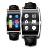 "1.54"" smart watch, waterproof and heart rate monitor for iPhone 6/puls/5S Samsung bluetooth Android Smartwatch                                                                         Quality Choice"