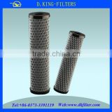 10 inch activated carbon block filter cartridge