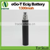 New Arrival alibaba express ego t electronic cigarette battery promotion lithium polymer battery 3.7v 1300mah
