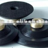 Stone Polishing Pad's Rubber Backer