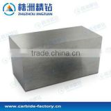 Tungsten carbide plates applied in many different series of products