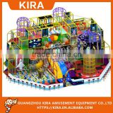 Children Amusement park Indoor High Adventure Play Equipment Rope Course For Shopping Mall