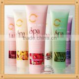 Rose whitening Body Scrub Wholesale/exfoliating gel