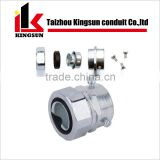 DKJ Liquid Tight IP66 Flexible Metal Conduit Fitting