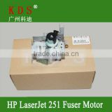 INquiry about Original fuser drive motor for h-p M276 M251 200 drive gear for H-P printer parts
