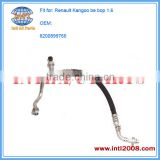 Air con A/c compressor Hose Pipe ASSEMBLY for Renault Kangoo be bop 1.6 8200899766 T5520 K4M-834 air line air tube