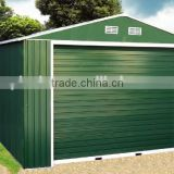 Professional Factory Metal Garden Shed / Garage