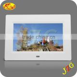 13 years alibaba supplier wholesale digital photo frame play music and video full fuction 7 inch digital photo frame