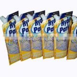 High quality plastic bags for Jellies and fruit juice / Stand up pouch with spout / suction nozzle bag