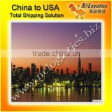 forwarding agent from Shanghai to Detroit,Michigan,USA