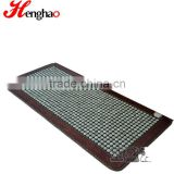 2015 Best Selling Thermal Therapy Heating Tourmaline Mattress Massager for salon Jade Mattress Made in China 2015