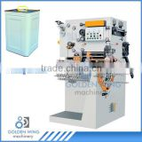 Manual Tin Can Box Side Seam Welder Welding Closing Machine