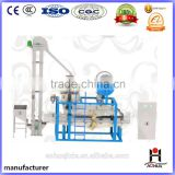 whole set buckwheat husk hulling machines price