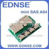 EDNSE SAS to Sata Adapter sas to usb mini SAS A04 MINI SAS
