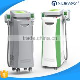 The lowest treatment temperature cool tech fat freezing cell slimming machine with silica gel suction cup