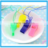 Whistle Plastic Football Whistle Plastic Colorful Whistle With Logo Cheap Plastic Whistle