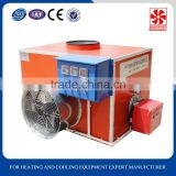 Industrial waste oil/gas fired air heater for greenhouse poultry farm chicken house cowhouse