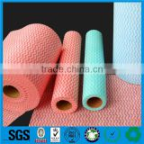 Soft and antibacterial viscose micro fiber fabric cleaning cloth/towel