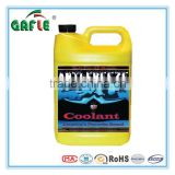 yellow coolant