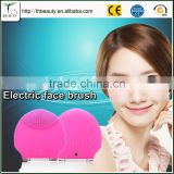 Factory price Silicone face and brush artifact electric beauty instrument cleansing device