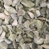 Light Green Colored Gravel Stone For Fish Pond Decoration 8 - 10mm