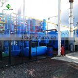 20ML to 10T Capacity Used Engine Oil /Pyrolysis Tire/Plastic Oil Recycling Machine To Diesel