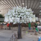SJ1501031 High quality man-made artificial flower tree/outdoor decor cherry tree blossom