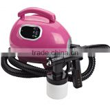 Indoor Small Body Tanning Bed Mini HVLP Electric Spray Tan Gun Professional Airbrush Home DIY Portable Sun Tanning Machine