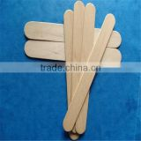 Small 140mm Eco-friendly Waxing Disposable Wooden Spatulas