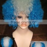 Party wigs synthetic cheap indian hair wholesale PGW-1055