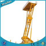 high quality customized size  multifunction hydraulic tower crane with standard size