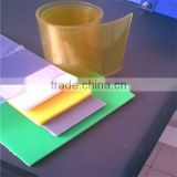 clear purple plastic ABS sheet