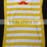 Wholesale Fahion Beach Towel With Pocket