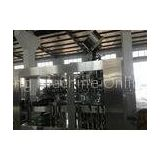 Aseptic Beer Bottling Equipment , Drinking Water Filling Production Line 12 Head - 40 Heads