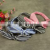 Latest product custom design hair accesorries baby headband with fast delivery