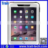 100% Brand Waterproof Shockproof Powerful Metal Aluminium Gorilla Glass Hybrid Case for iPad Air 2,waterproof gorilla glass alum