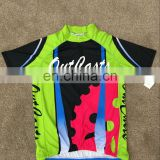 2016 Fashion new training cycling clothing design any style sublimation
