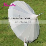 A0401 Fashion pagoda parasol for wedding